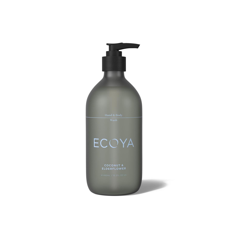 Ecoya Coconut & Elderflower Hand & Body Wash