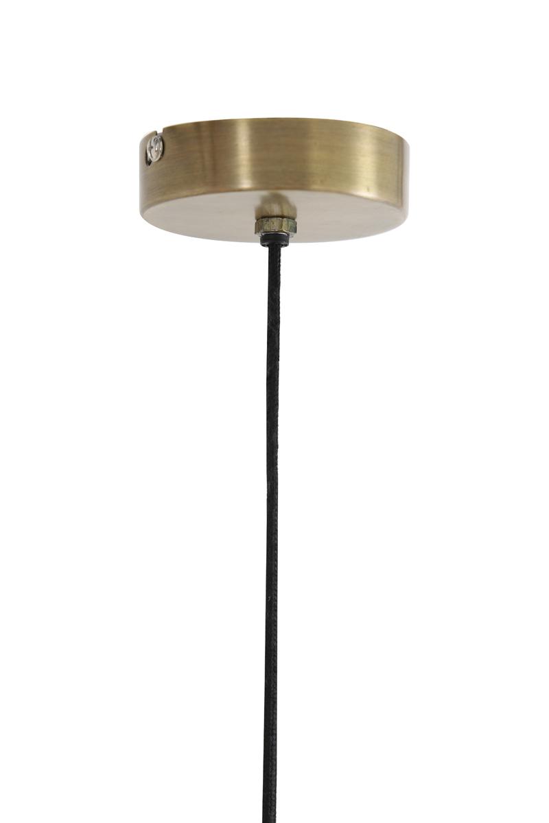 Gio Ceiling Light Antique Bronze Large