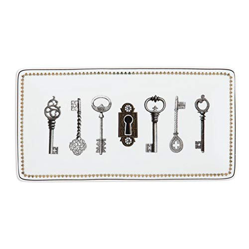 Alice Scott Lock & Key Trinket Tray