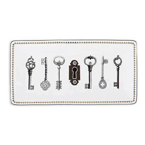 Alice Scott Lock & Key Trinket Tray