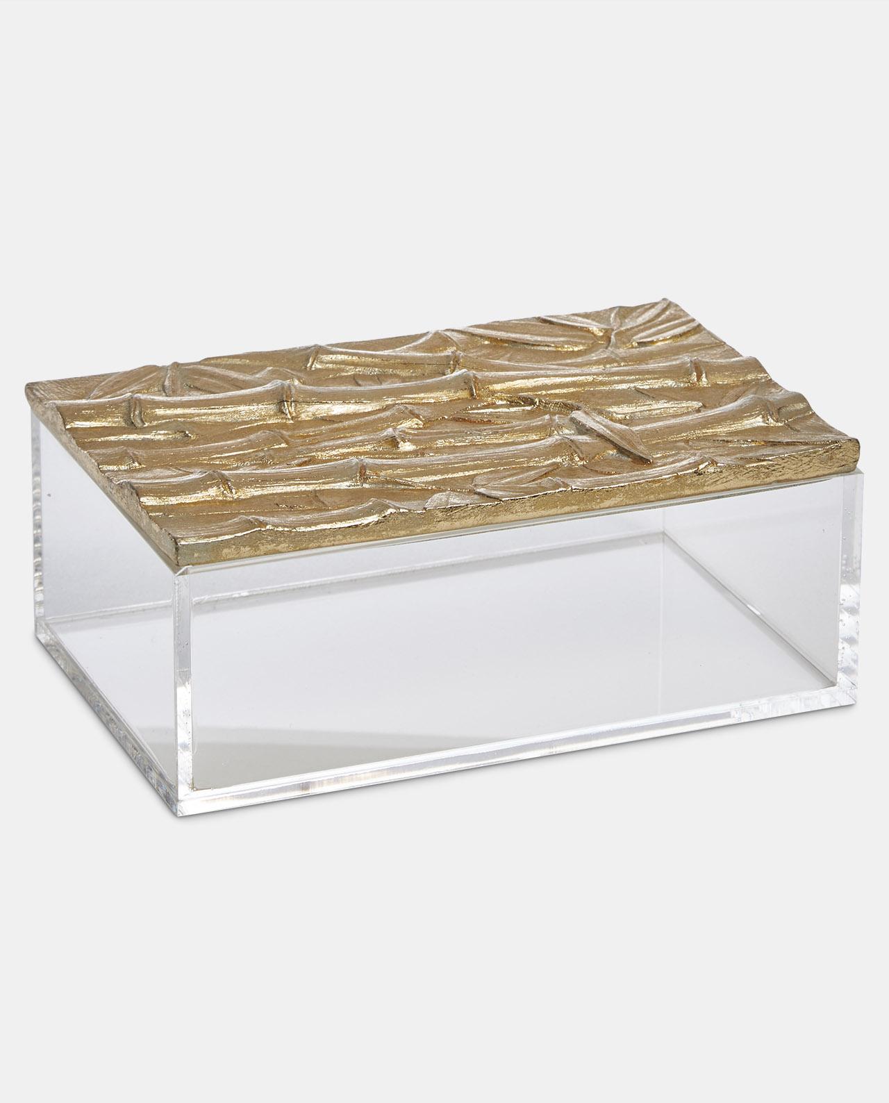 Bamboo Design Box