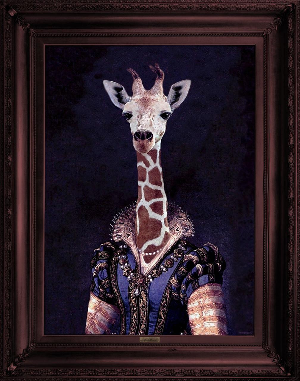 Dame Giralda Canvas Print