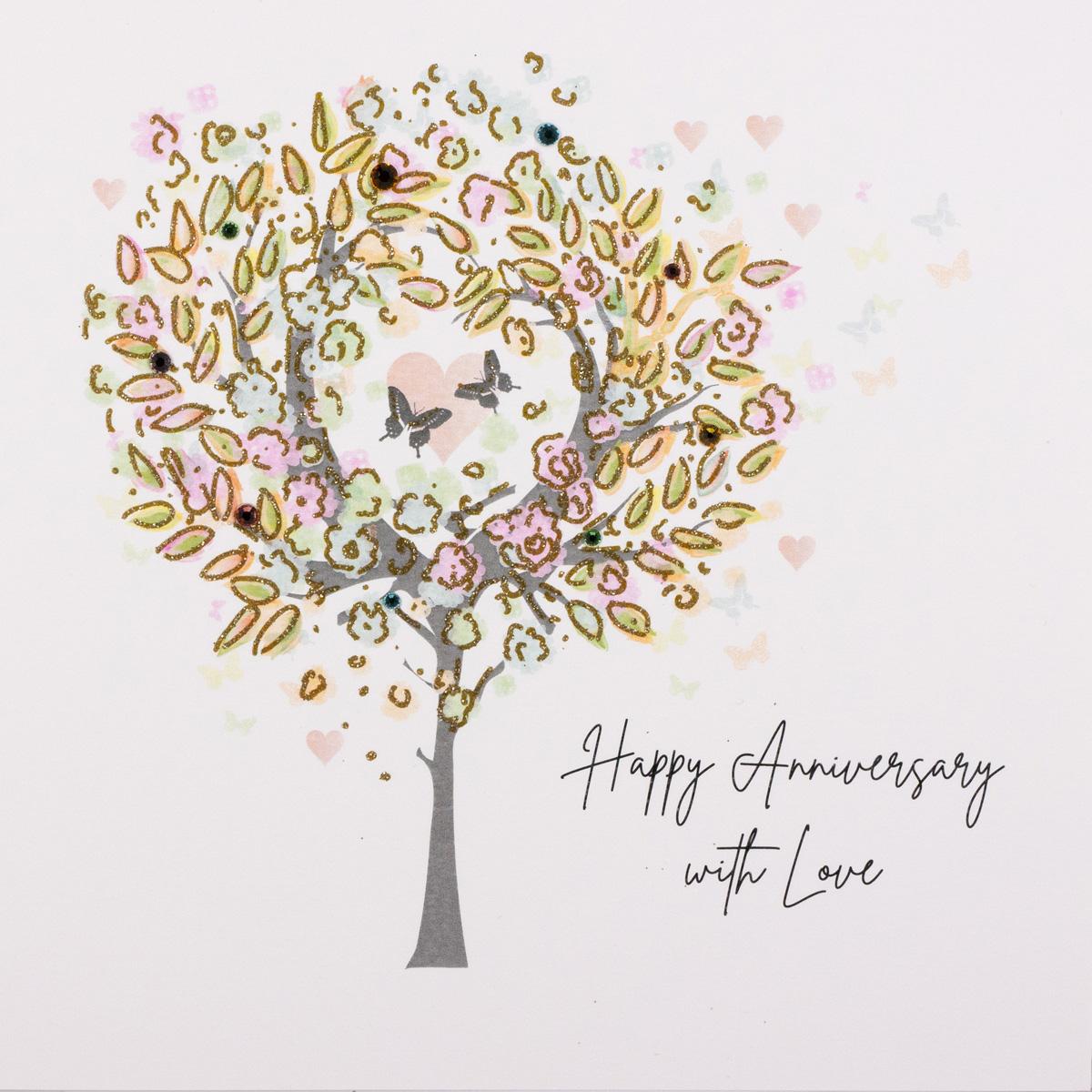 Happy Anniversary With Love