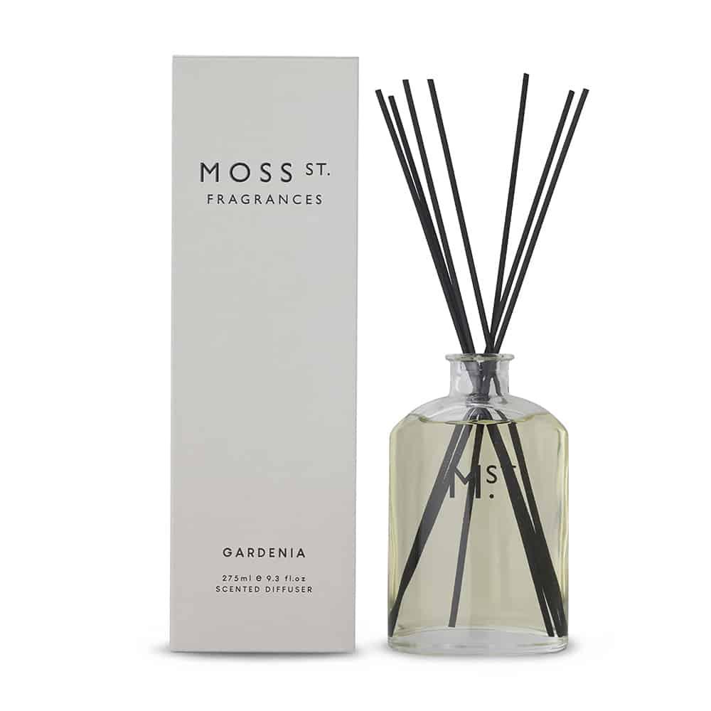 Moss St Gardenia Diffuser 275ml