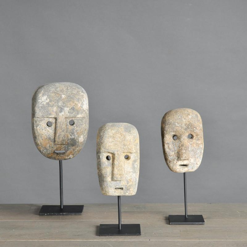 Timor Masks set of 3