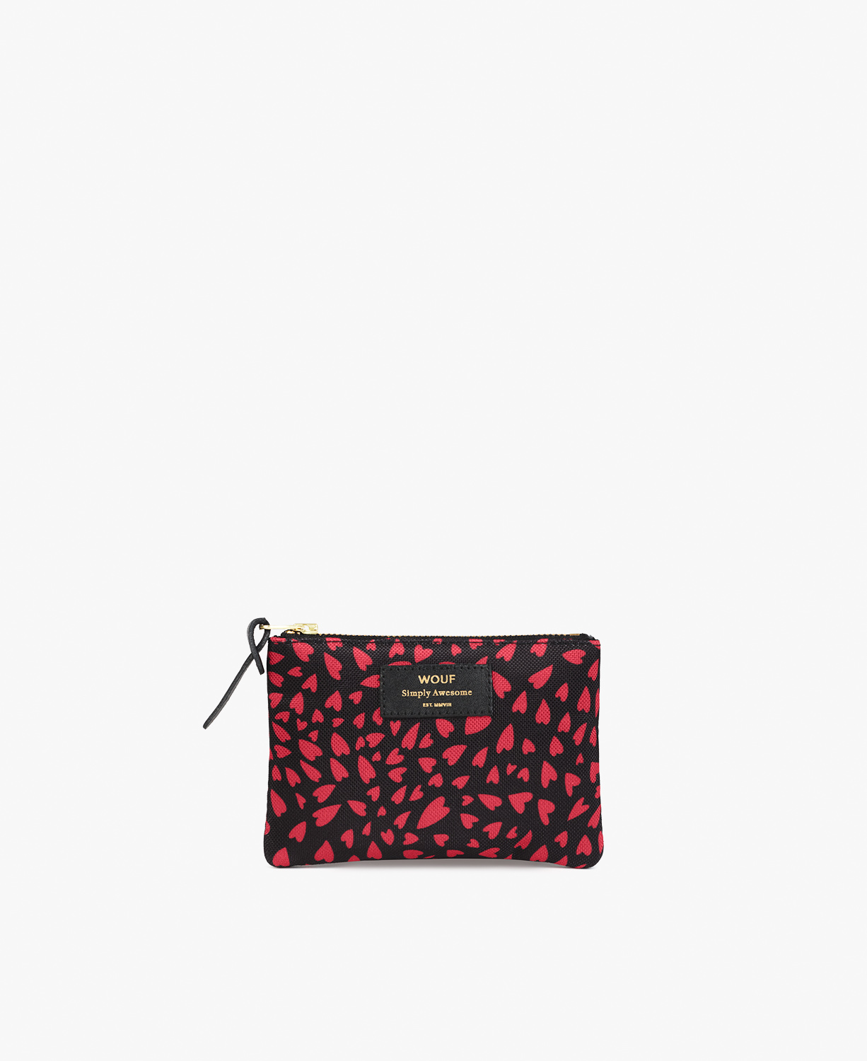 Hearts Small Pouch Bag