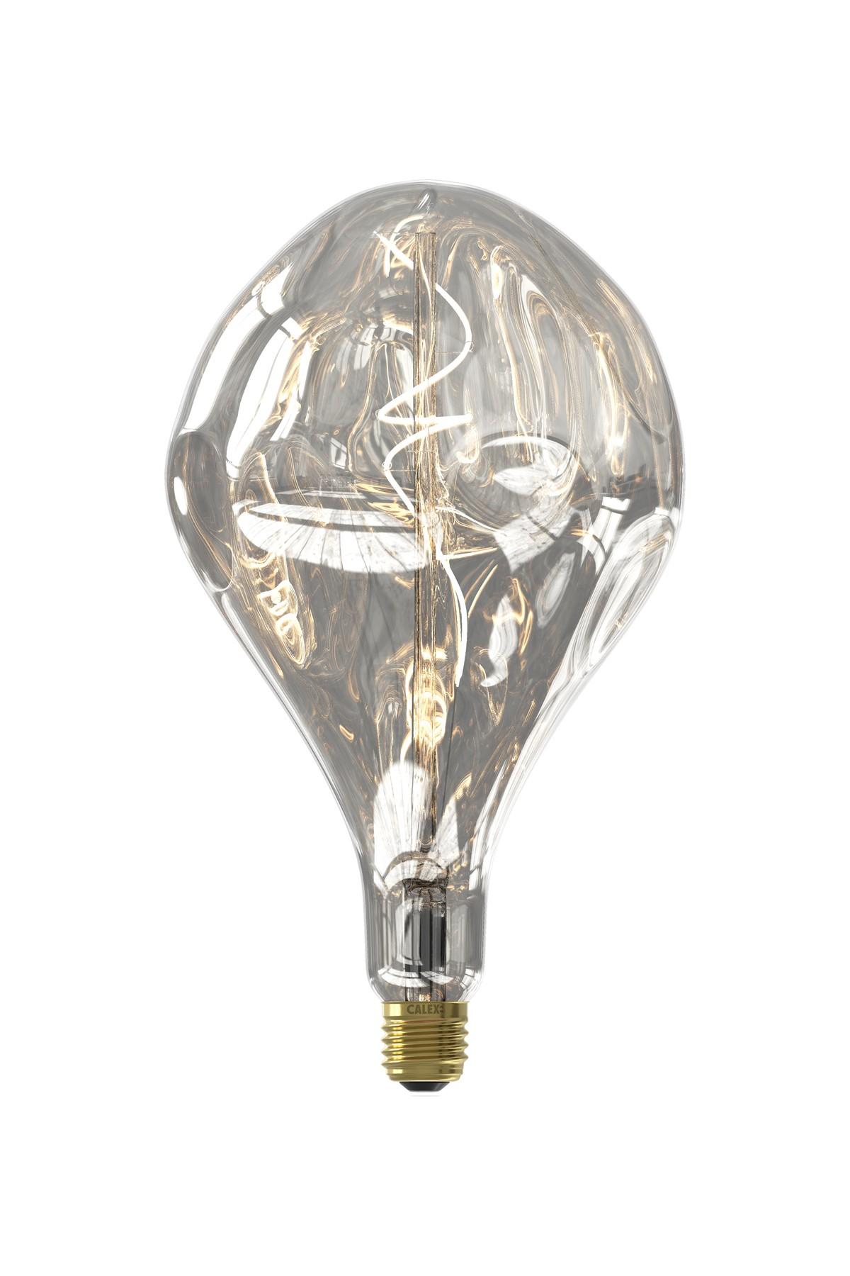 EVO Organic Silver LED bulb