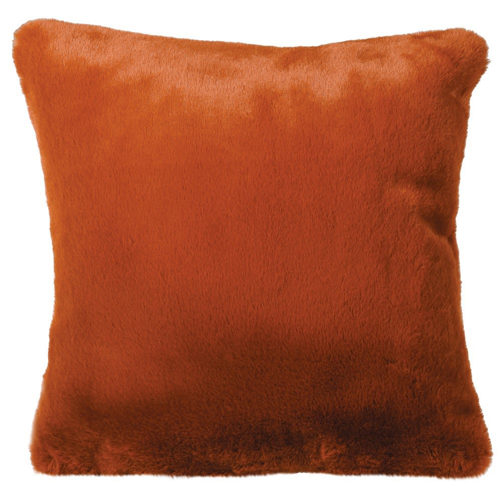 Amber Faux Fur Cushion