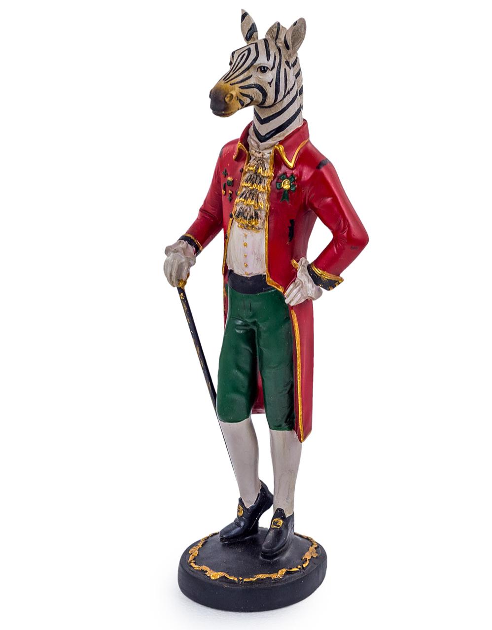 Standing Gentry Zebra