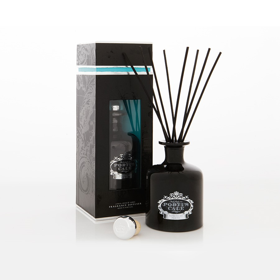 Portus Cale Black Edition Reed Diffuser