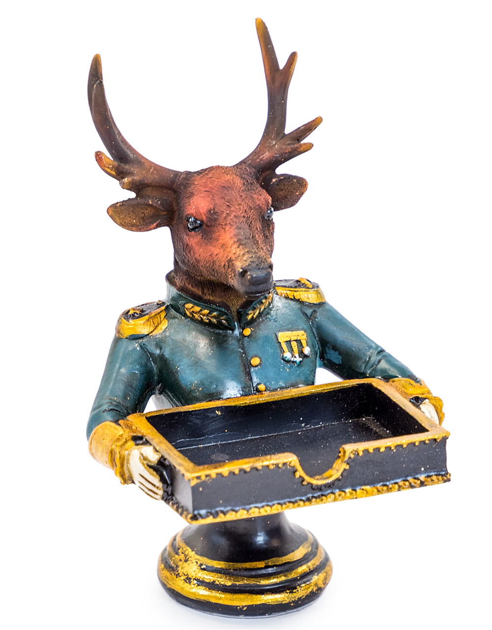 Gentry Stag Card Holder