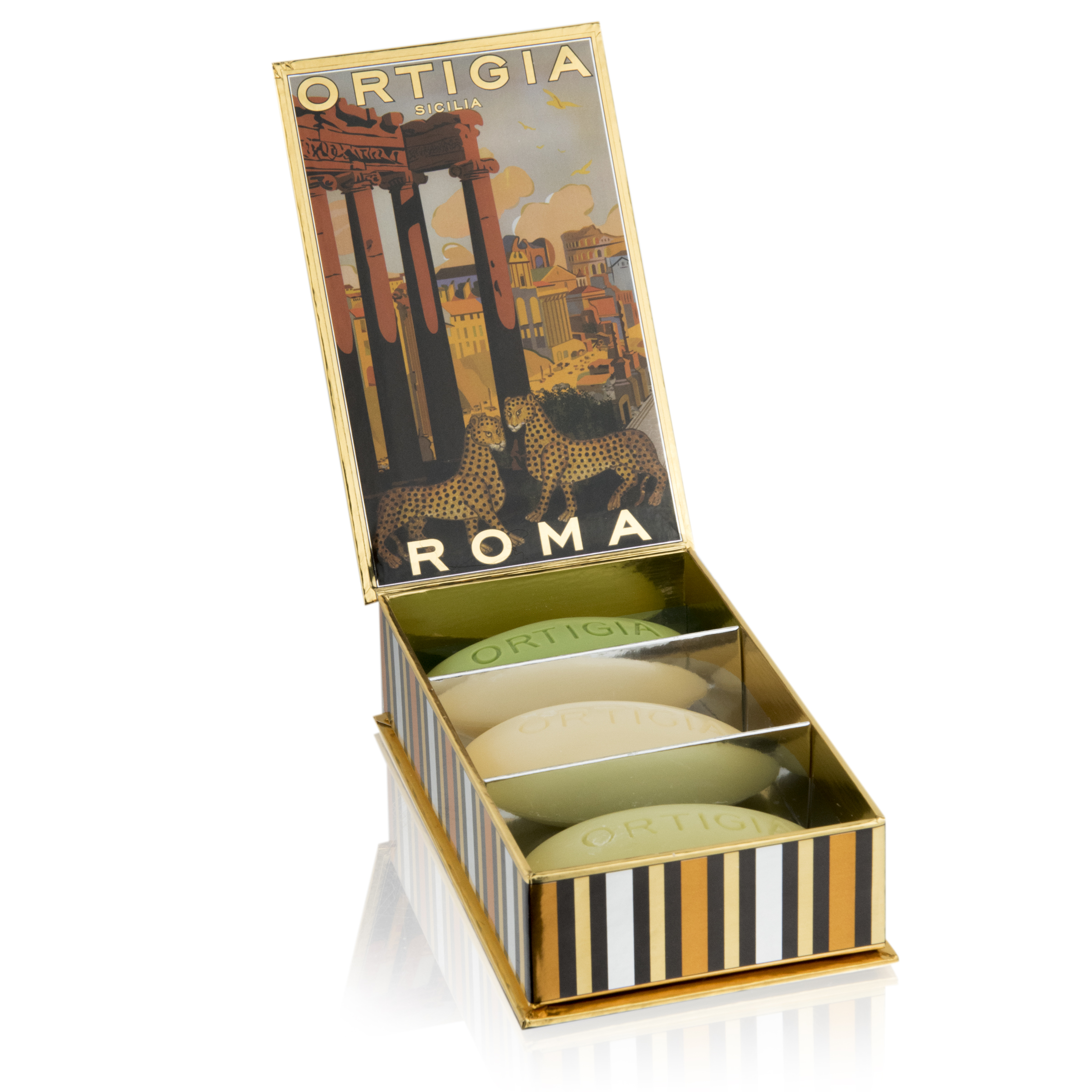 Roma Soap x3