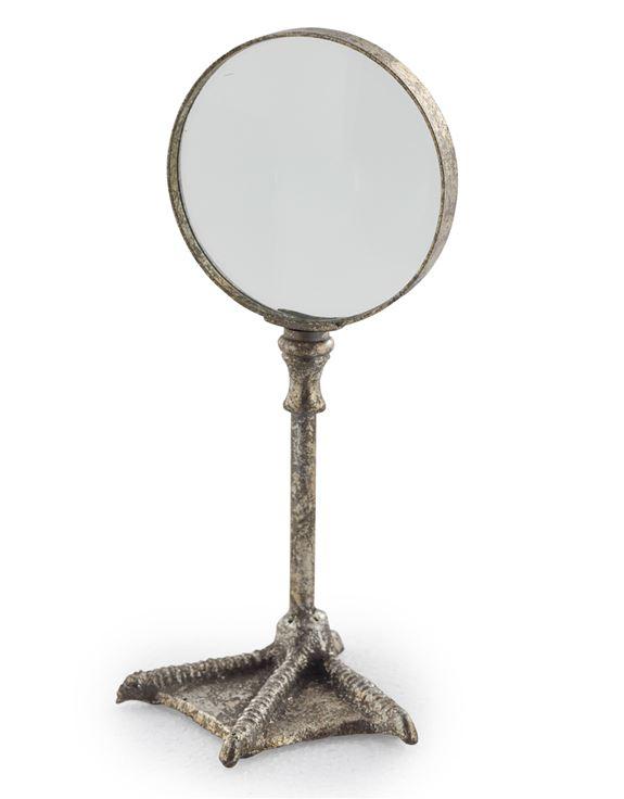 Bird Leg Magnifying Glass