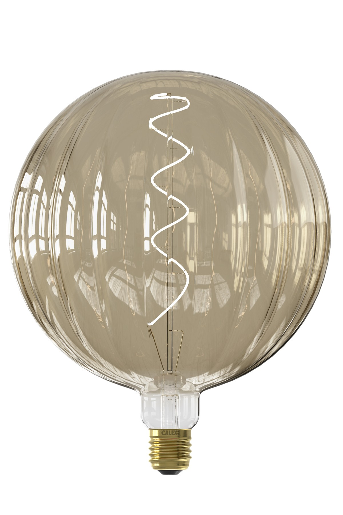 Dijon Amber Pulse led lamp