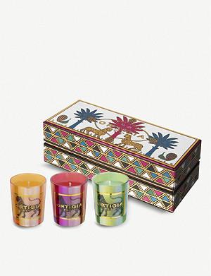 Candeline Gift Set x3