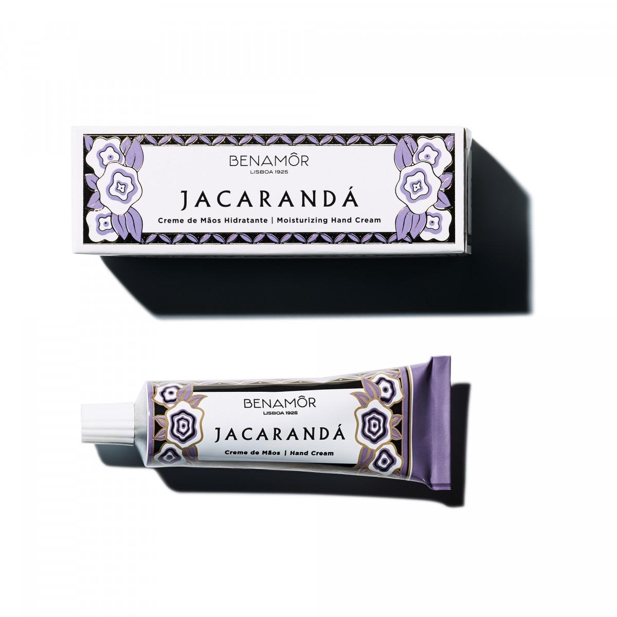 Jacaranda Hand Cream