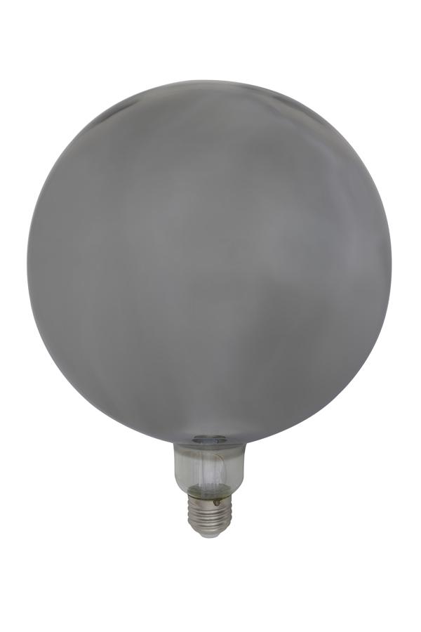 LED Deco Globe Smoked