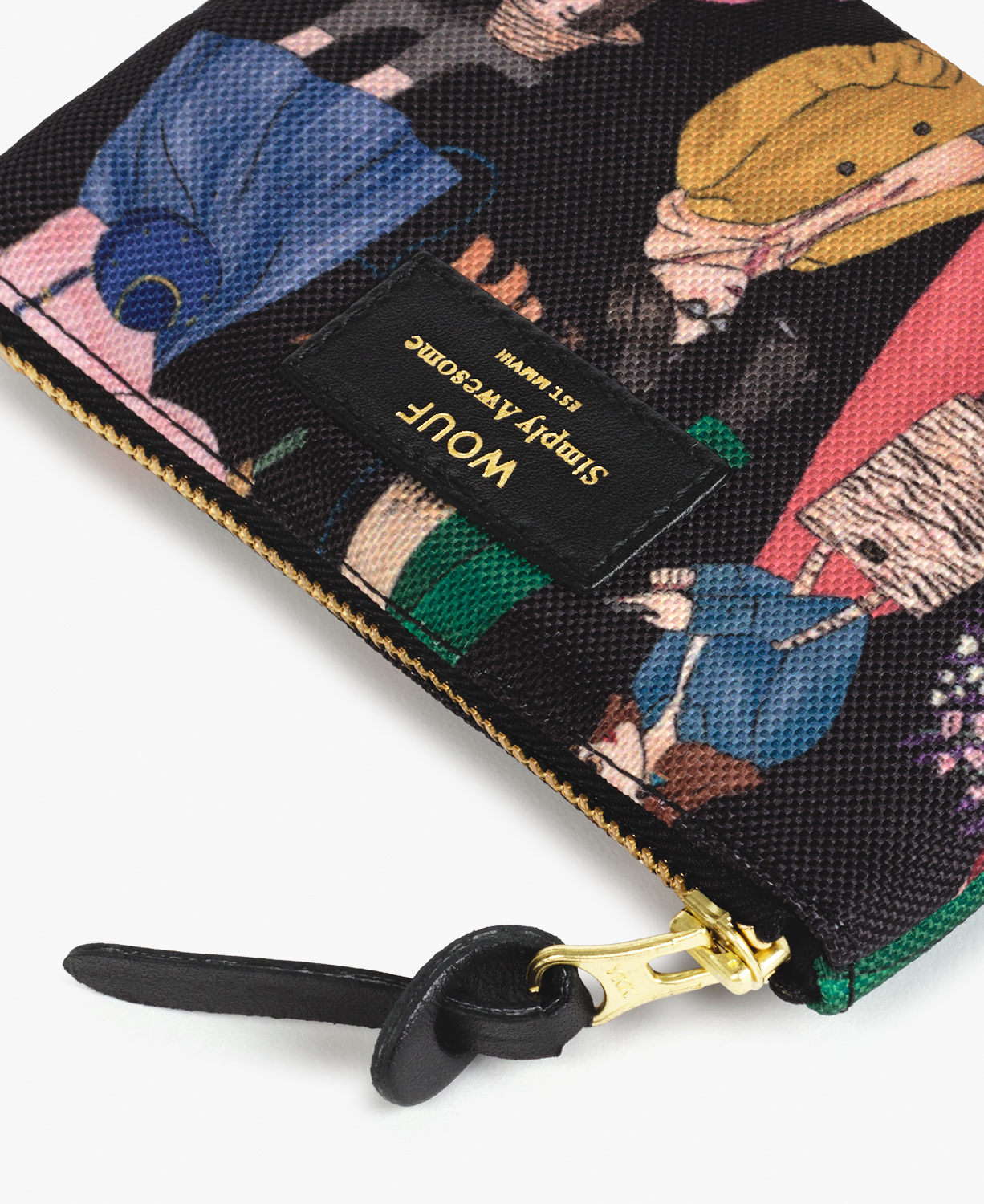 Girls Small Pouch