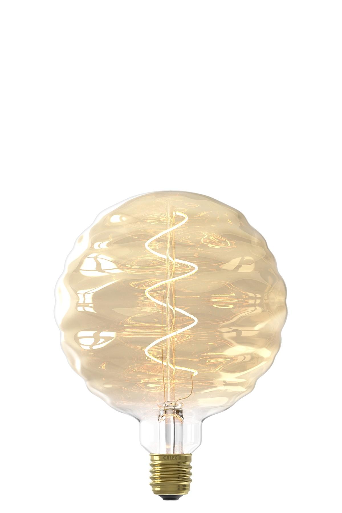 Bilbao Gold LED lamp