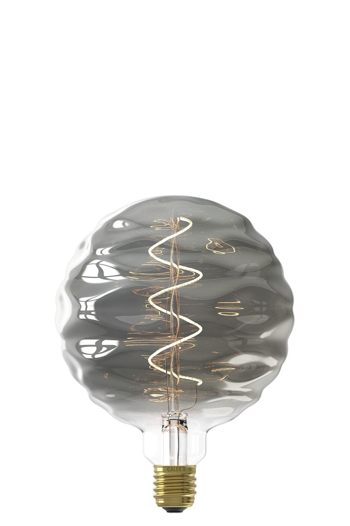 Titanium Bilbao LED Lamp