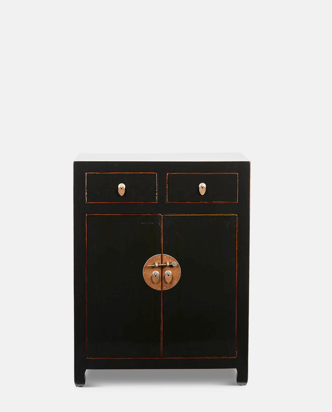 Tsang Black Small Cabinet