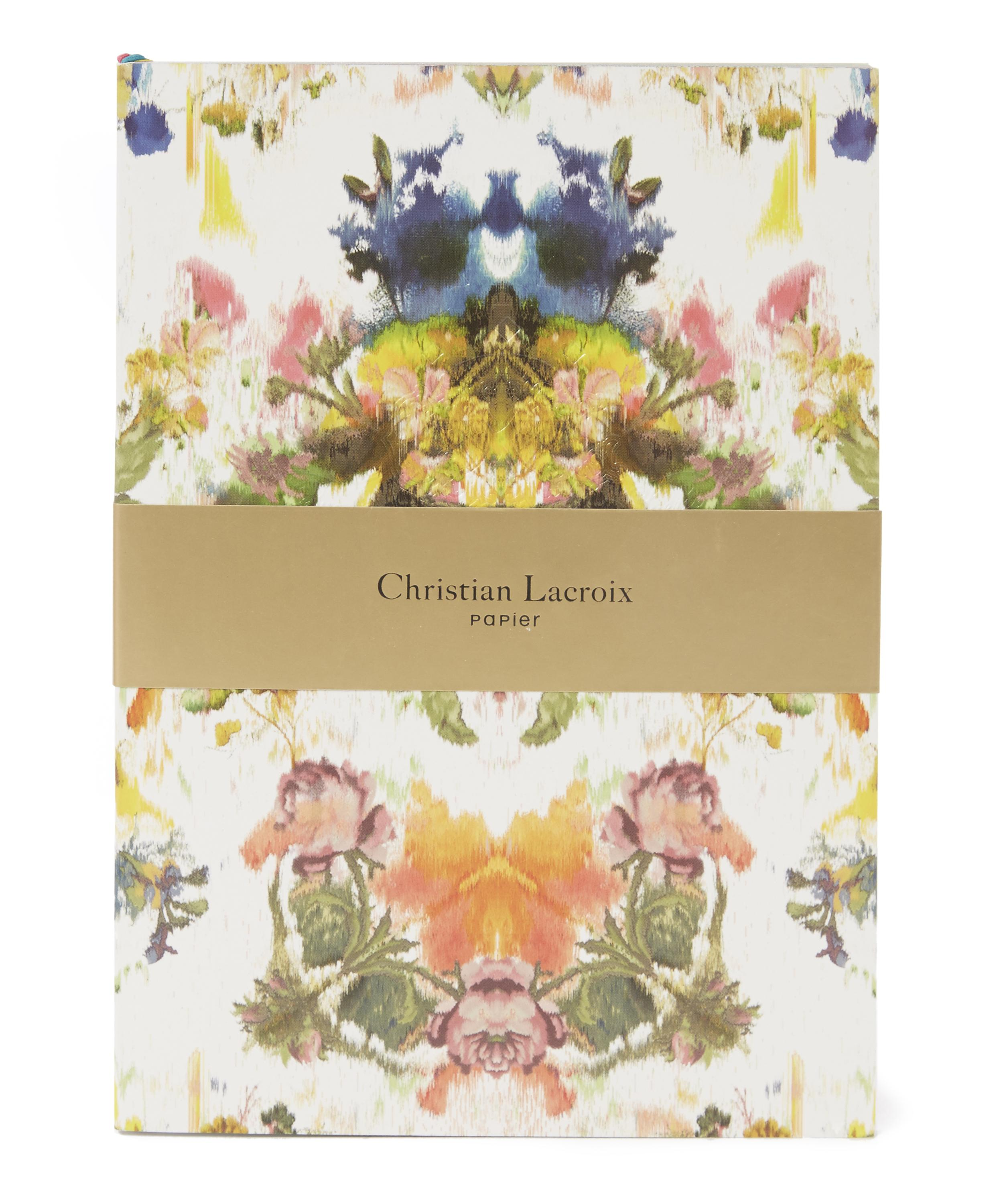 Christian Lacroix A5 Ps'Ikat Notebook