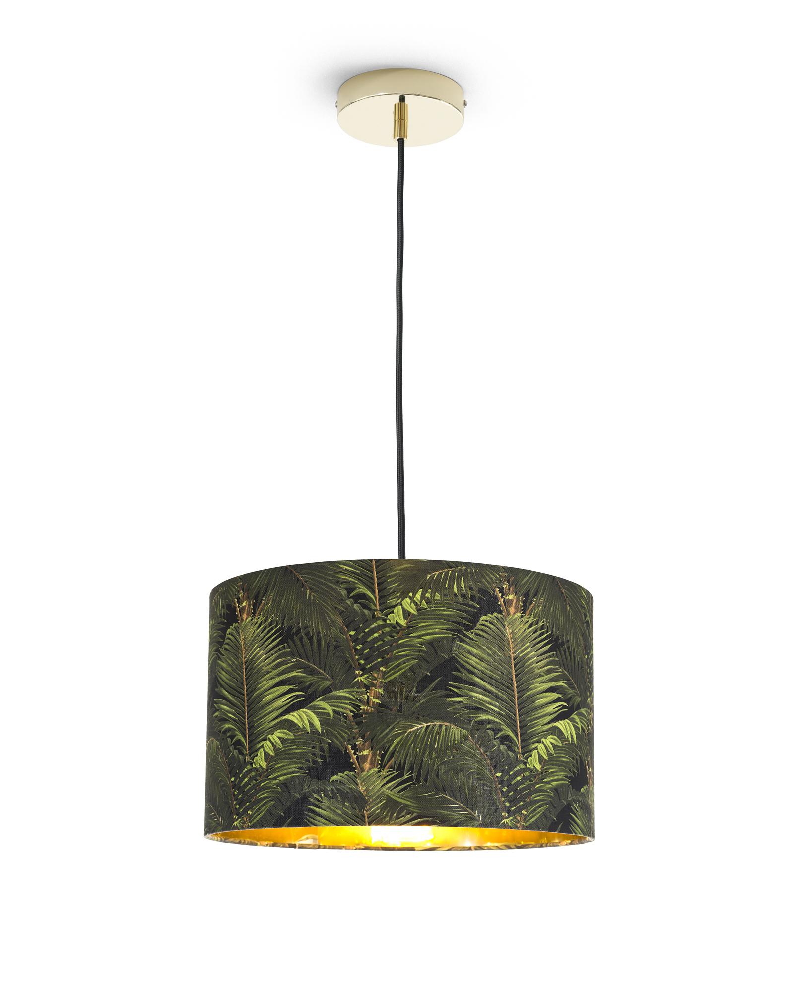 JARDIN TROPICAL Pendant Light 55cm x 30cm