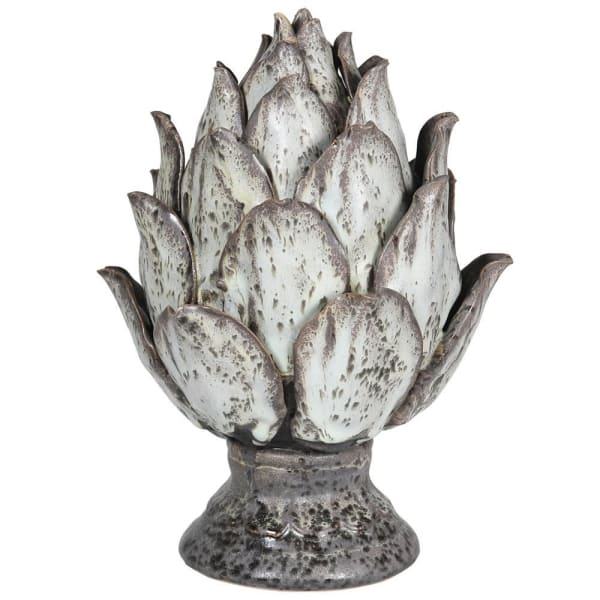 Distressed Ceramic Artichoke