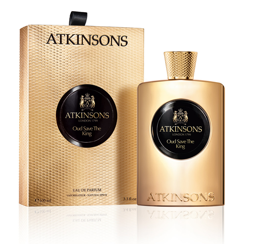 Oud Save the King 100ml