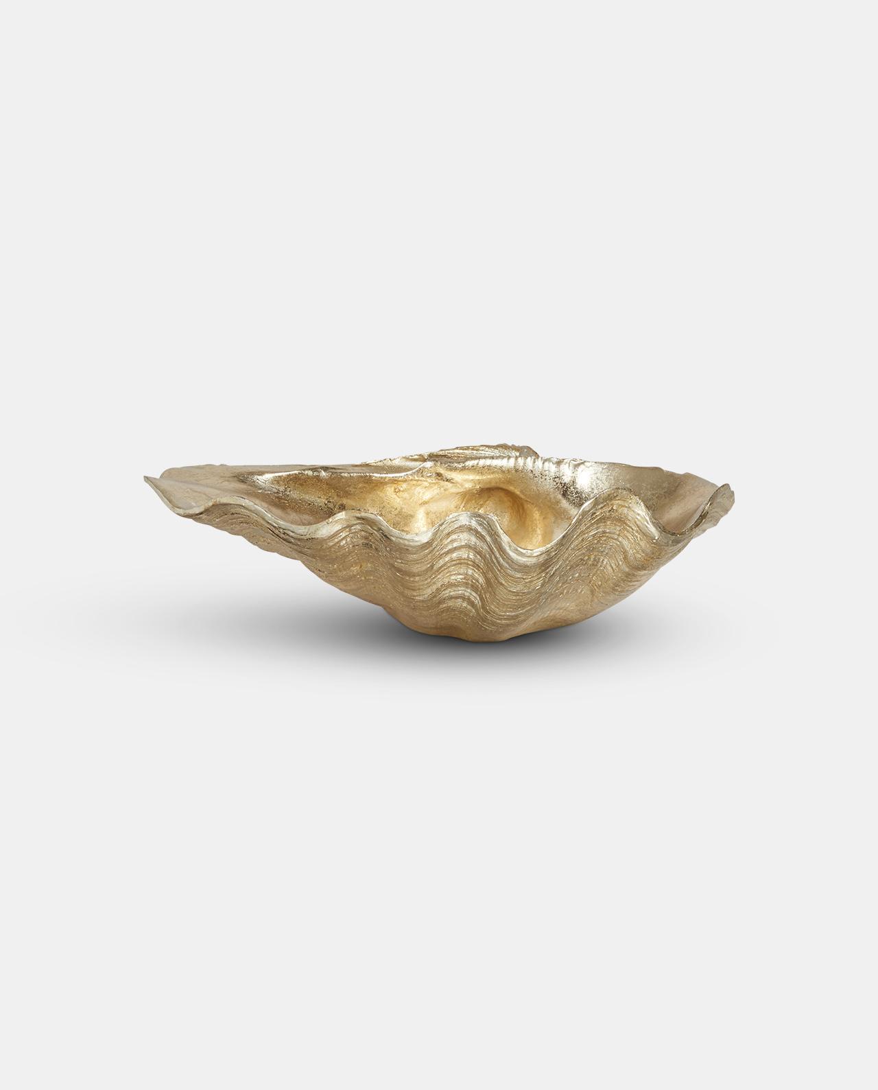 Gold Decorative Shell