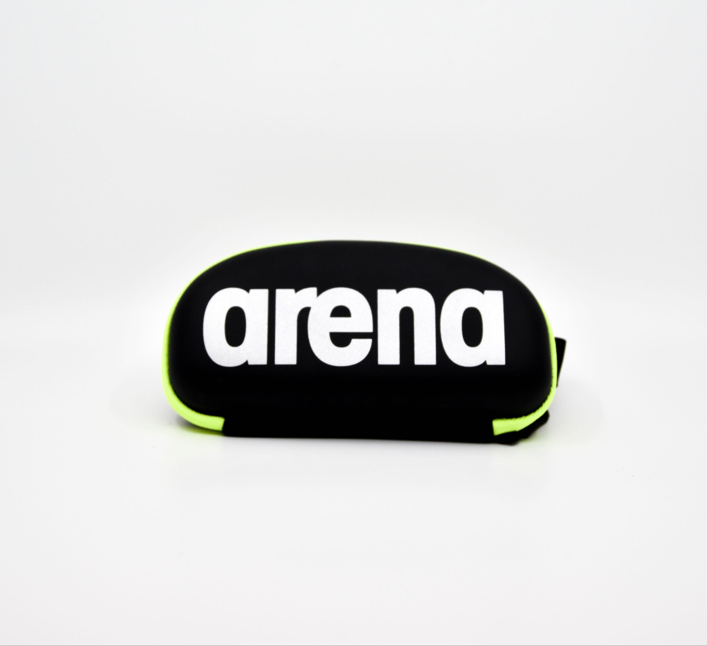 Arena Goggle Case Black/Silver