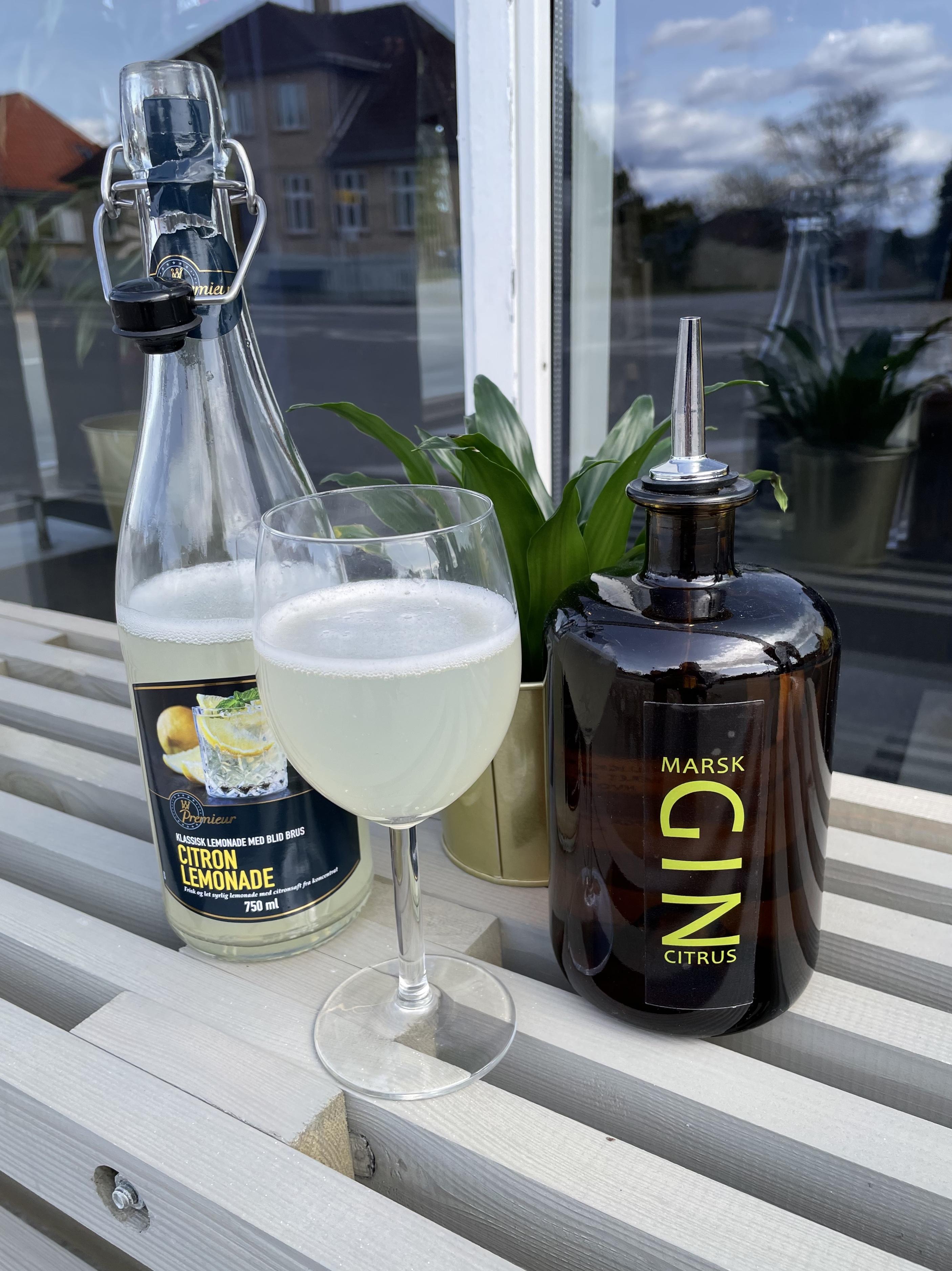 Marsk Gin Citrus