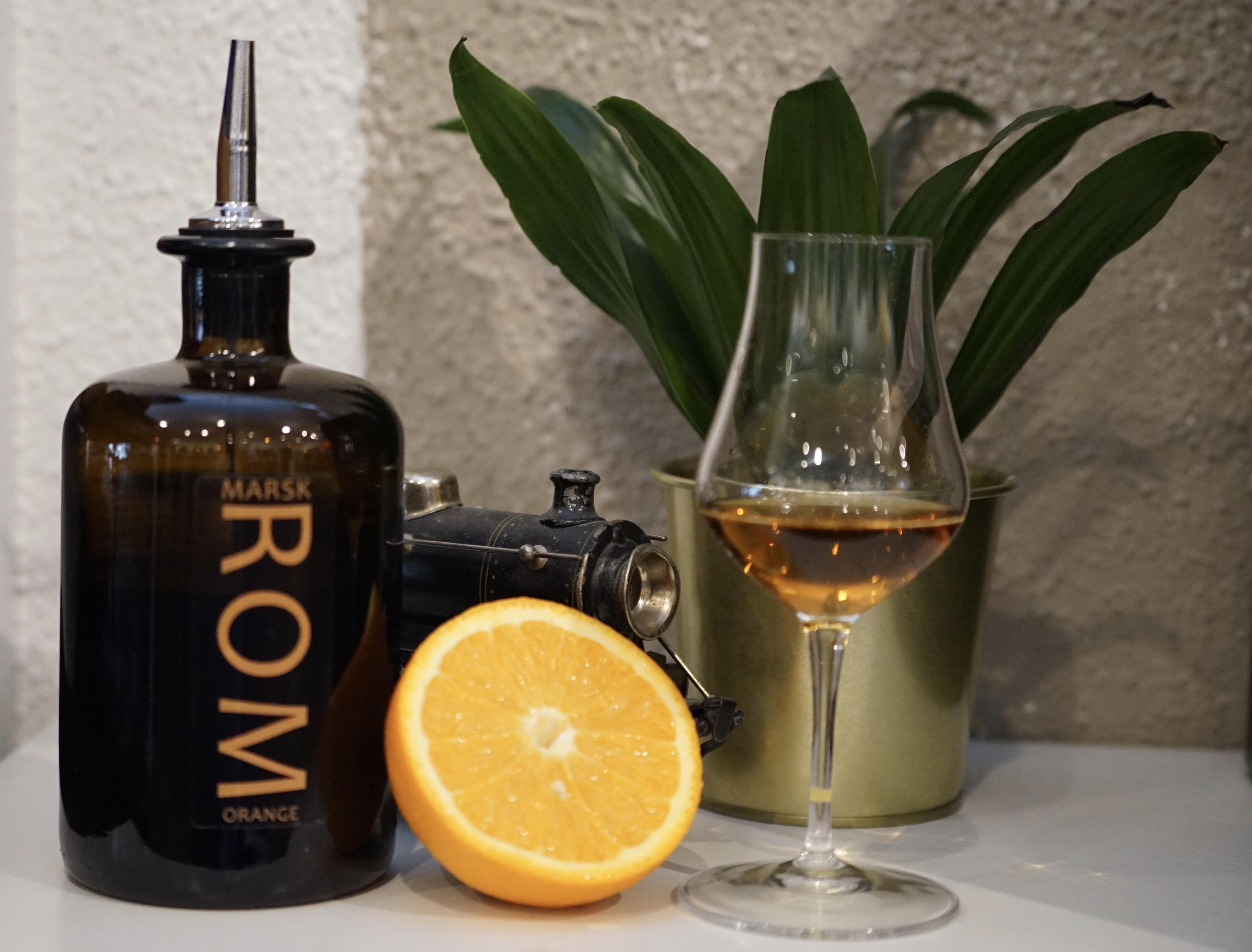 Marsk orange rom