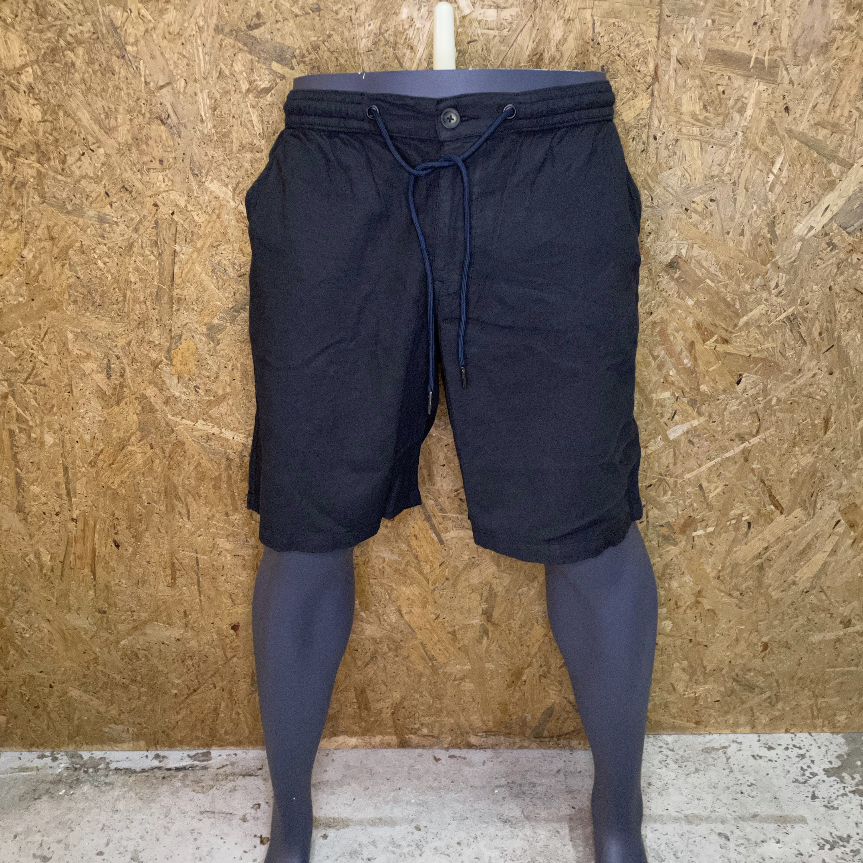 North 56˚4 shorts elastisk talje Sort