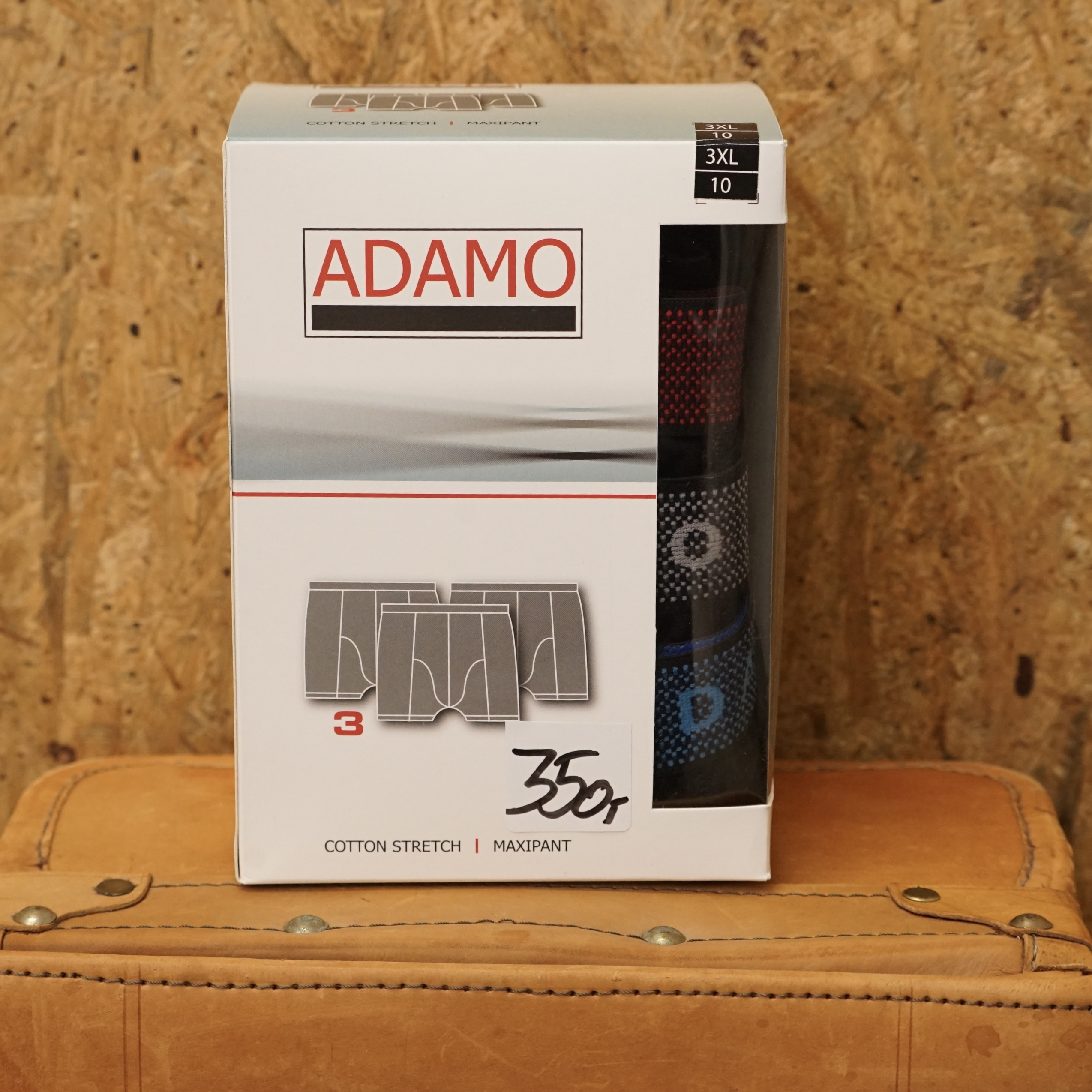 Adamo tights 3 pak 129623