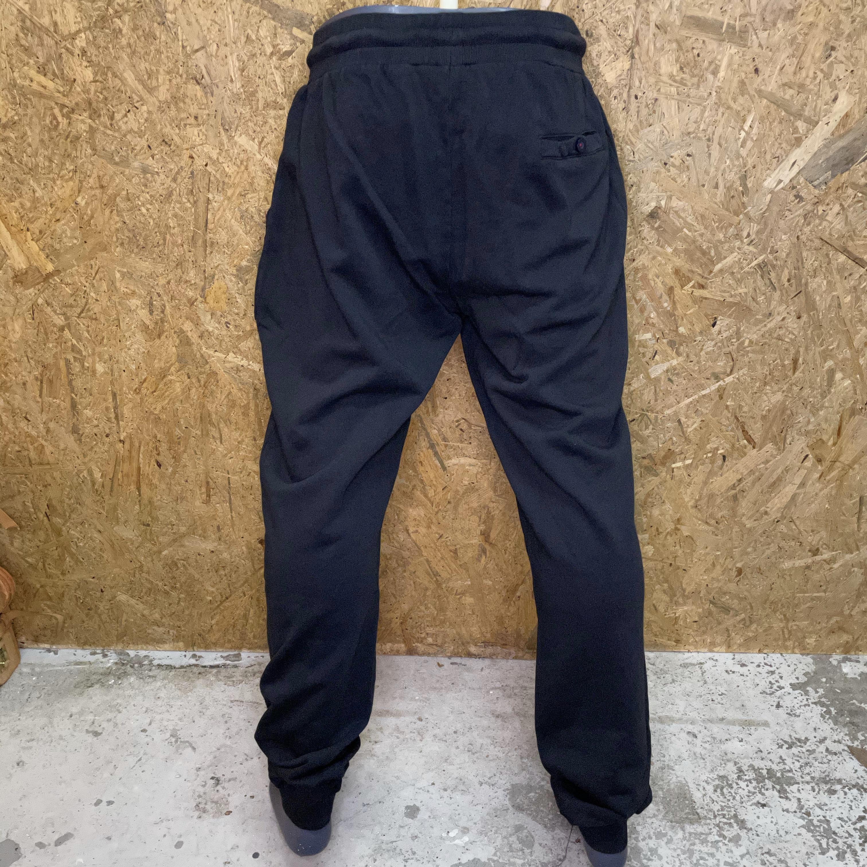 Replika Jeans jogging buks Sort 11348