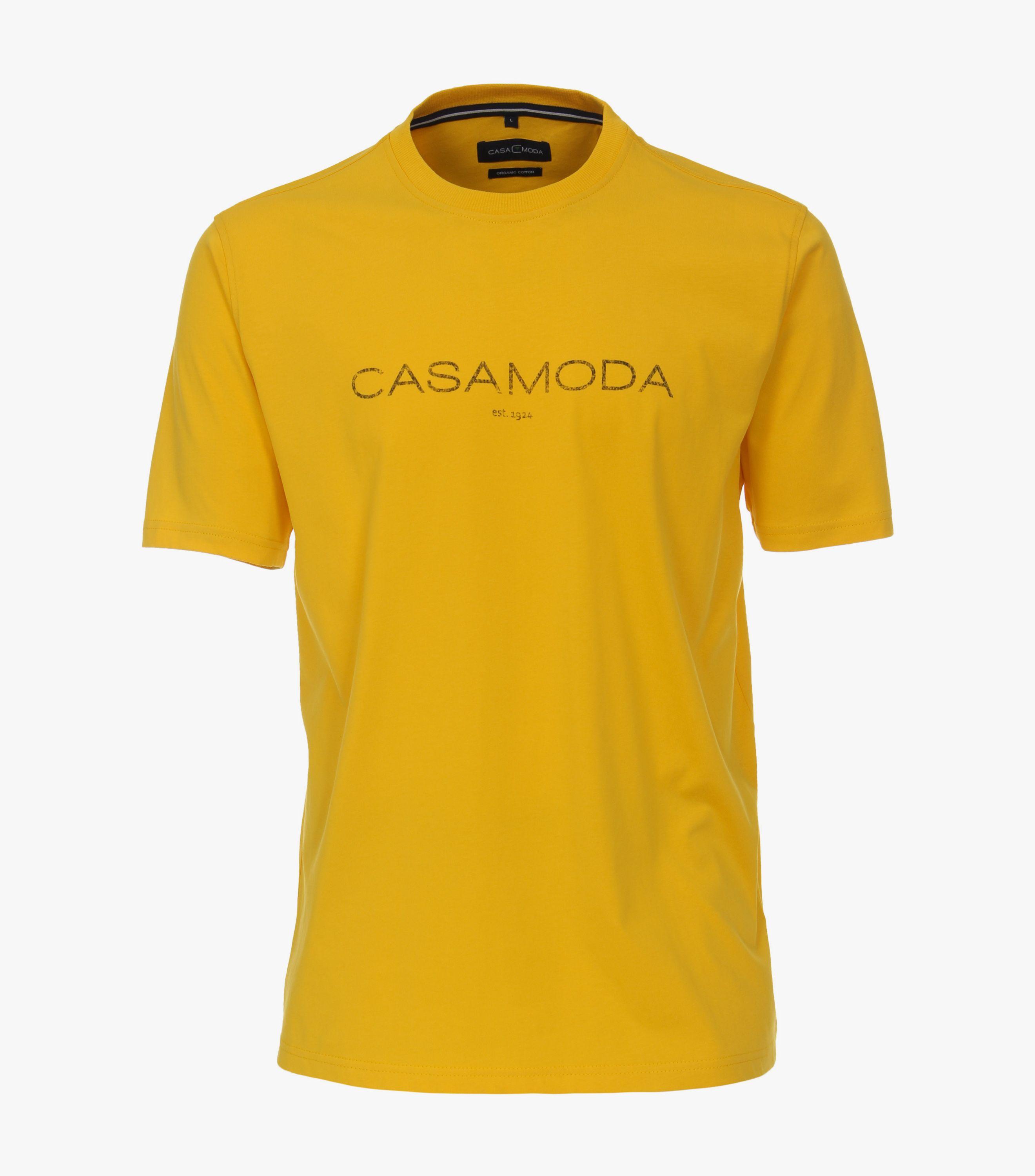 Casa Moda organic t- shirt Gul 903490700