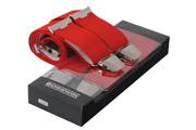 Bosswik sele rød 323001 140 cm