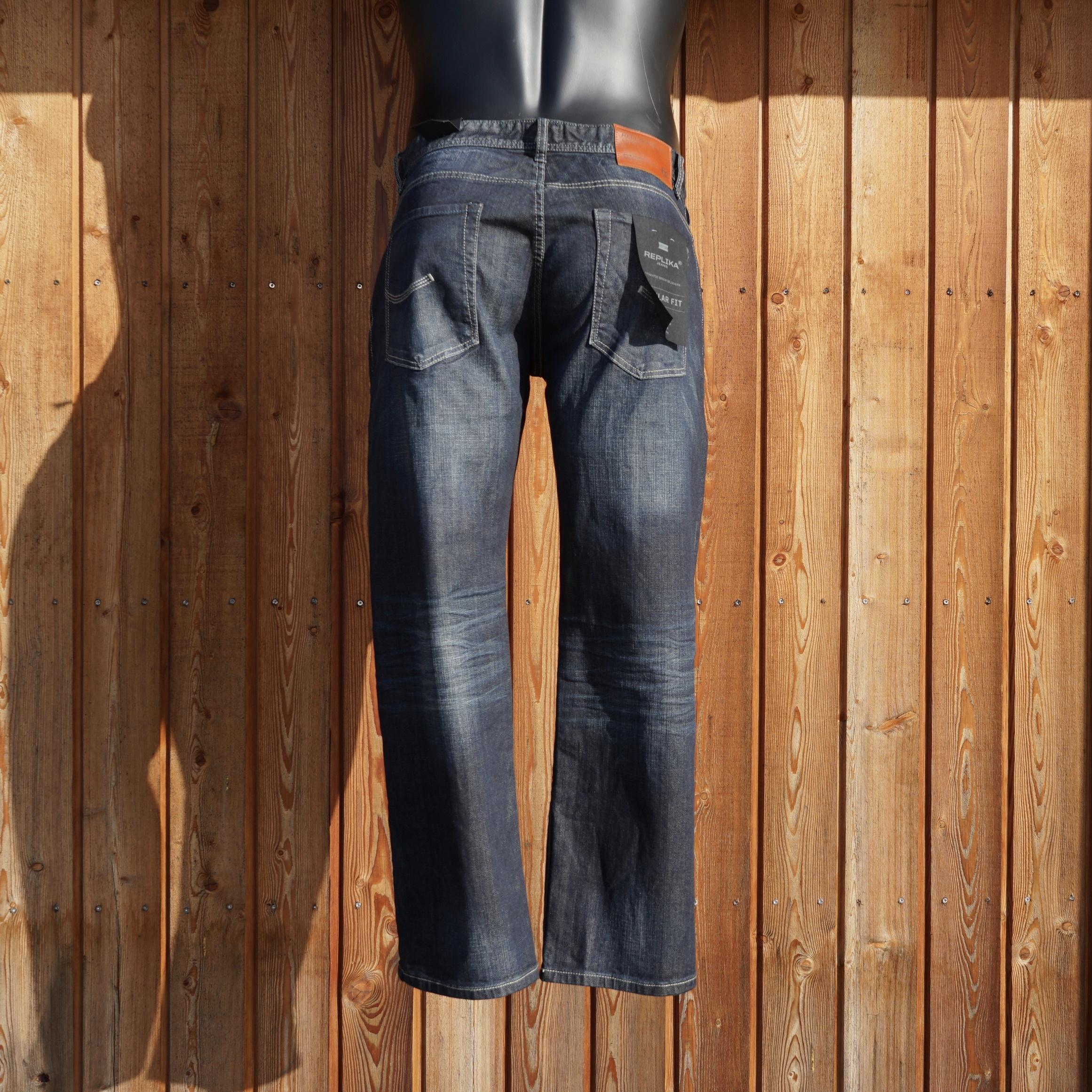 Replika Jeans cowboy buks
