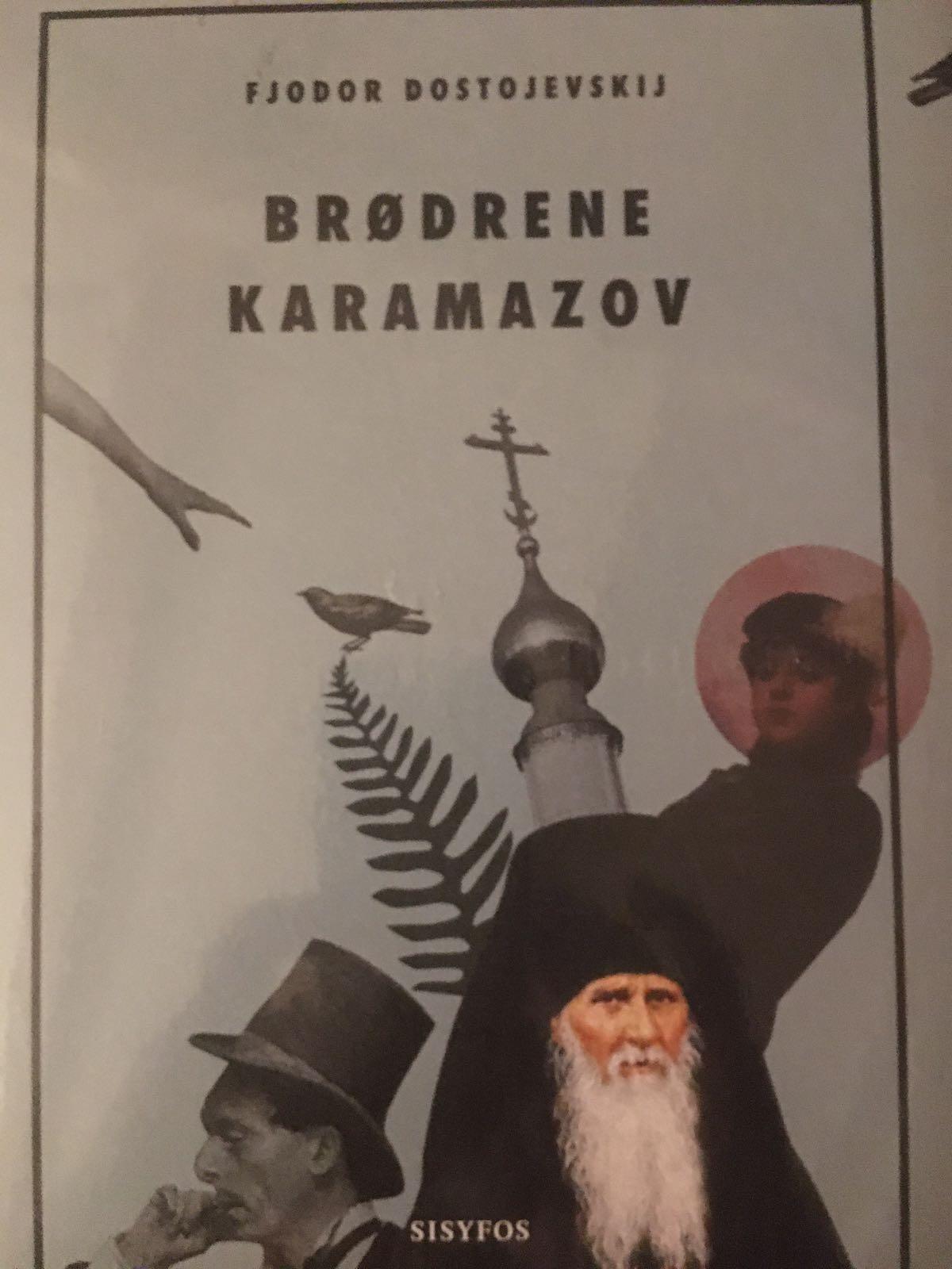 Brødrene Karamazov af Fjodor Dostojevskij