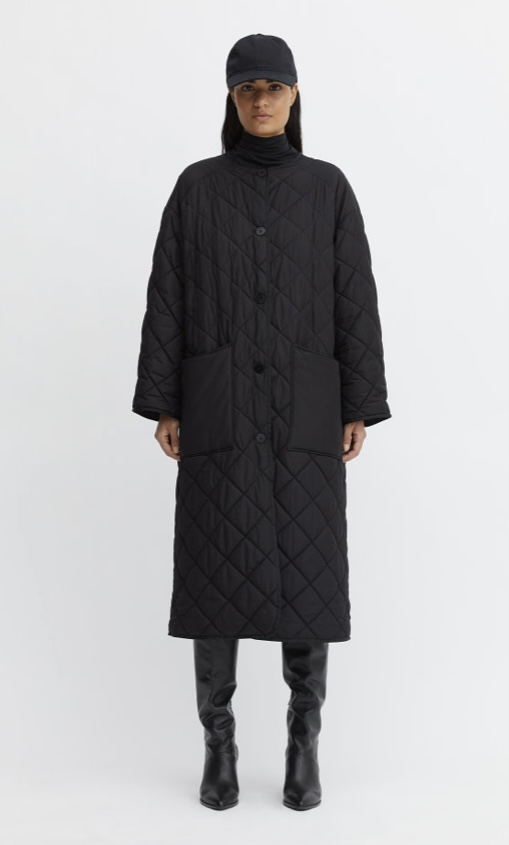 Sandler Coat - Rodebjer