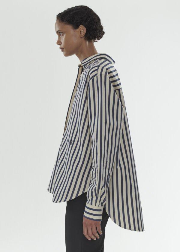 Capri shirt stripe - Toteme
