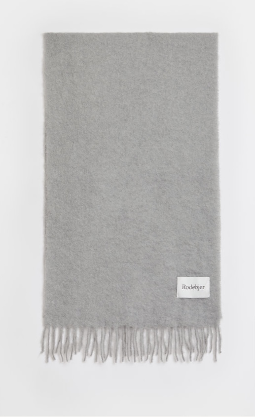 Lajos scarf - Rodebjer