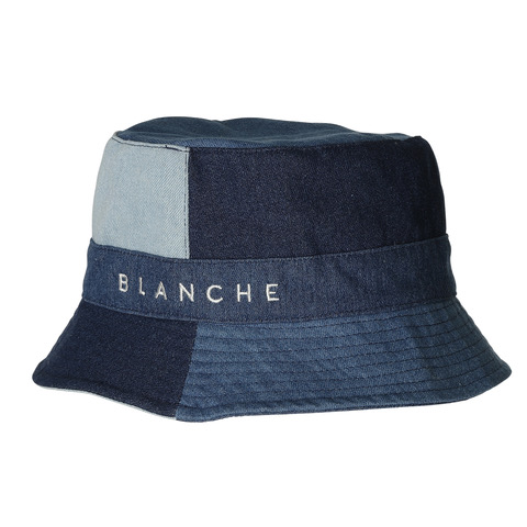 Bucket Hat - Blanche