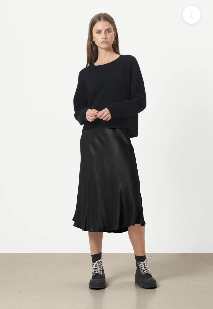 Eddy MW Midi kjol - Second Female