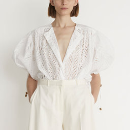 Blouse Breeze Embroidery - Rodebjer
