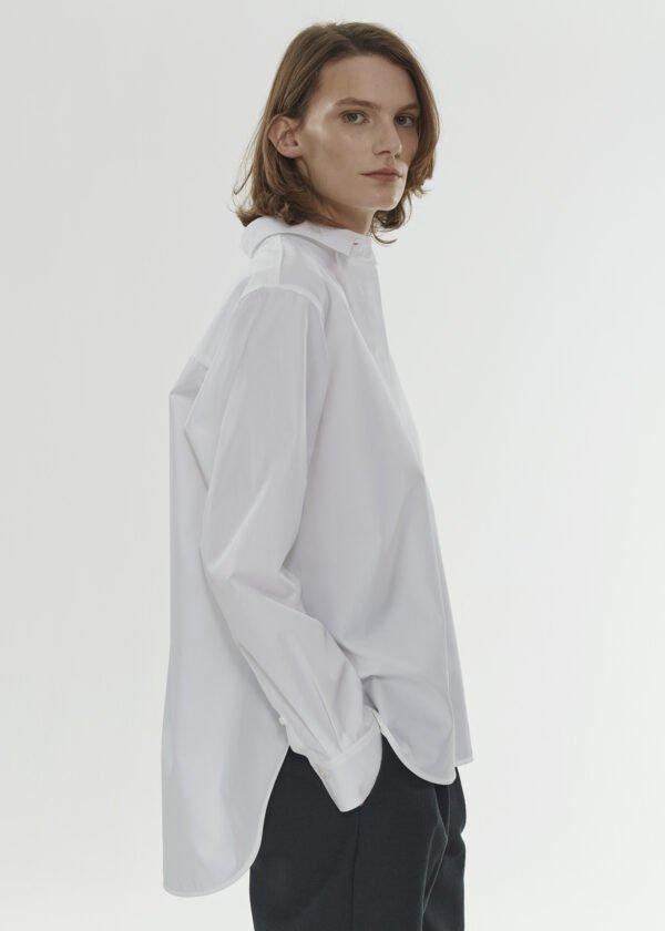 Capri shirt monogram - Toteme