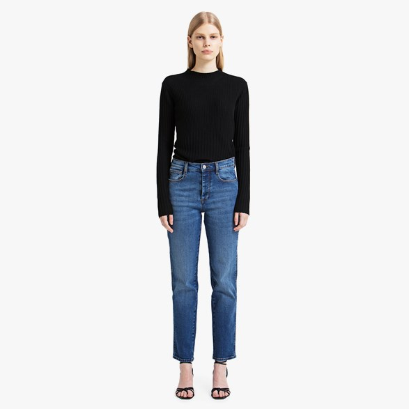 Devine Denim Blue - Dagmar
