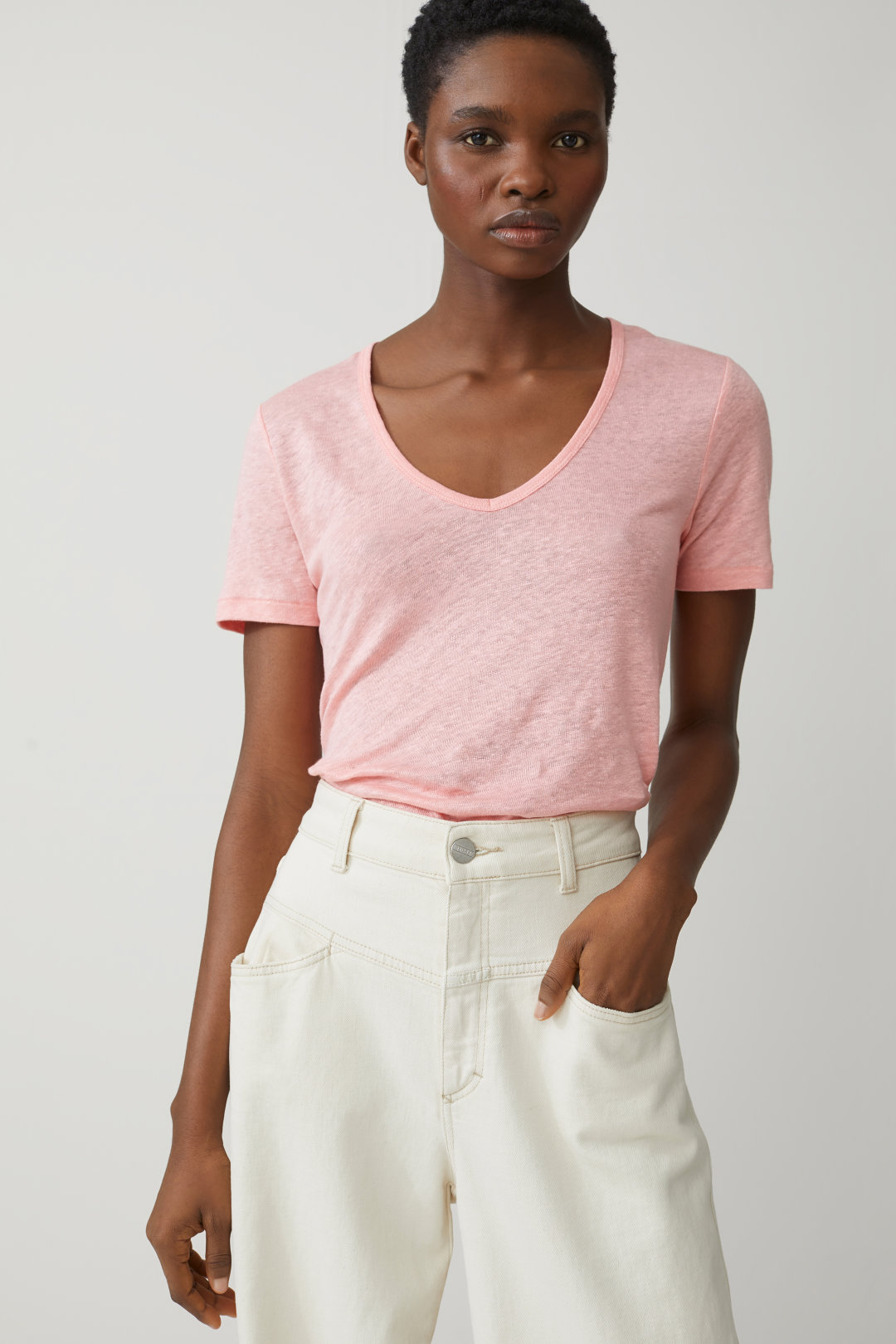 Pure Lining T-Shirt - Closed