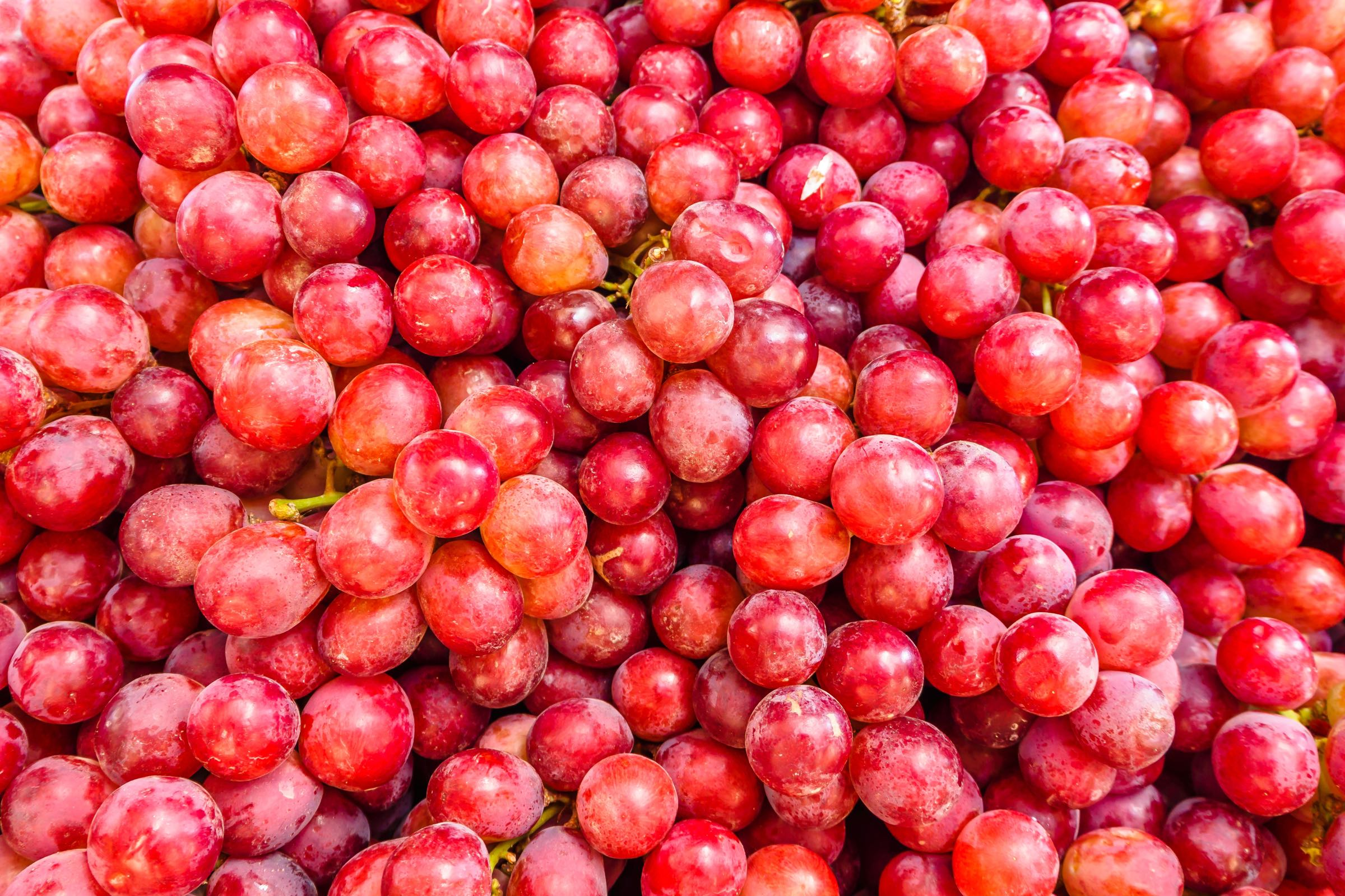 Red seedless Grapes 500g